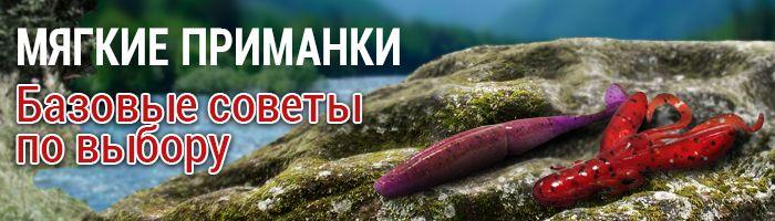 Съедобная резина для рыбалки - рейтинг лучших на щуку, окуня, судака